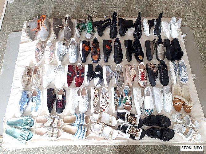 6234f142b312c Миксы обувь stokton сток оптом итальянская обувь Долина - изображение 1